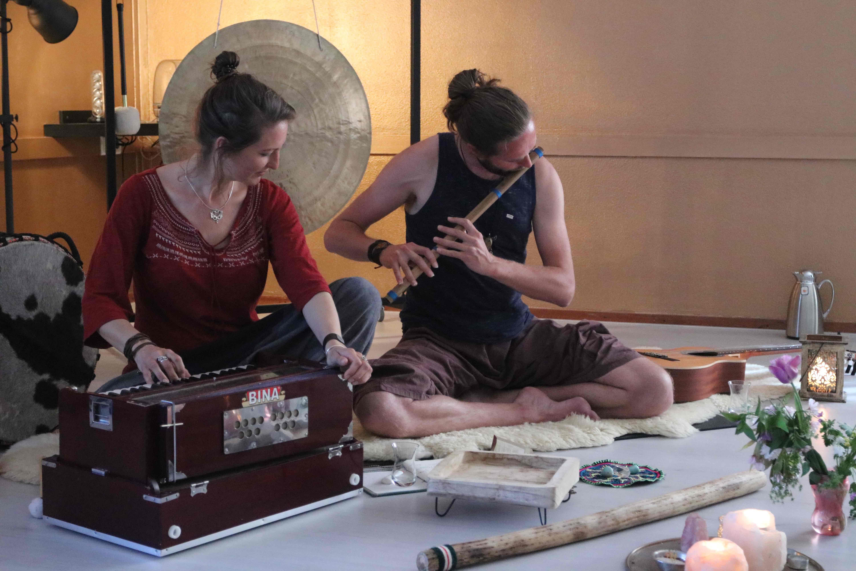 Yoga Muziek PranaTempel