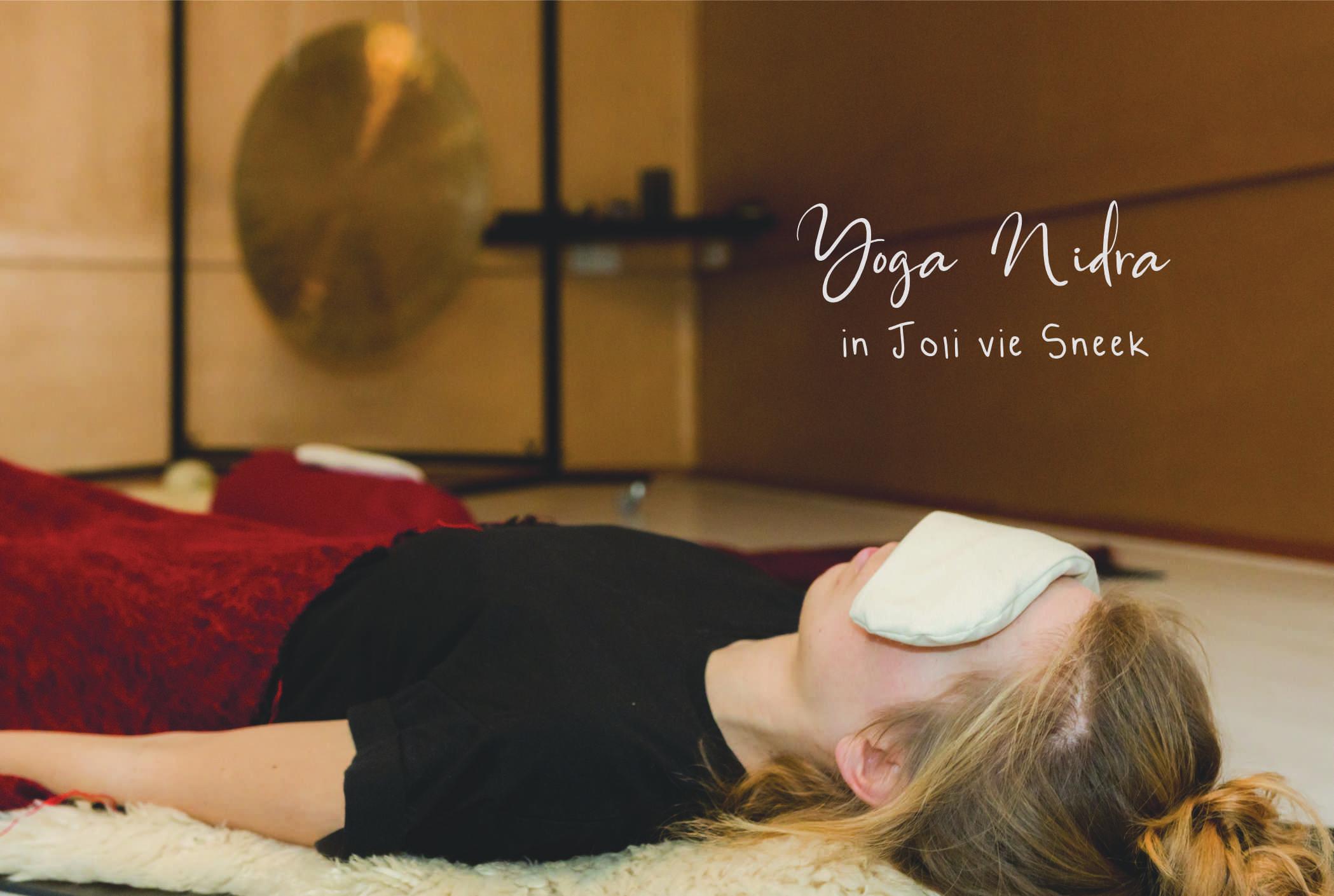 Yoga Nidra Sneek Joli Vie
